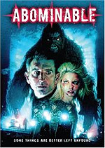 dreamlogic.net's MOVIE REVIEWS [In Brief] . Chasing Ghosts, Naked Avengers, Abominable, Excel Saga