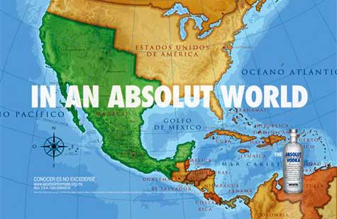 dreamlogic.net's MUSING . Absolut Mexico