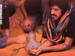 Devendra Banhart meets a barefoot skater and the gimp of his dreams -- dreamlogic.net