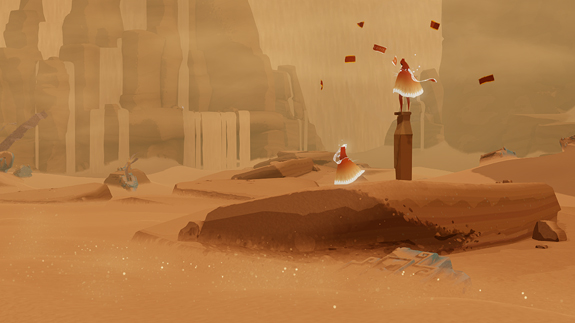 Journey -- guest ps3 game review -- dreamlogic.net