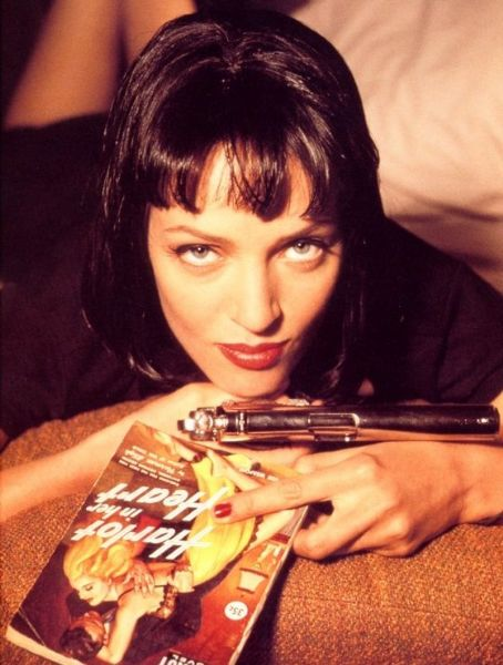 Things I Noticed Re-watching Pulp Fiction In 2012 -- dreamlogic.net