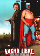 dreamlogic.net -- Nacho Libre -- movie review -- screener!