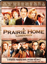dreamlogic.net -- A Prairie Home Companion -- dvd movie review