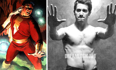 dreamlogic.net -- Jake Gyllenhaal to be Captain Marvel?