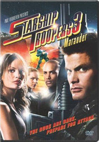 dreamlogic.net's Starship Troopers 3 -- Highlander 2 -- The Devil Dared Me To -- Rogue  movie reviews