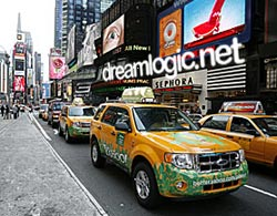 dreamlogic.net's MUSING . Yahoo! News . Be Better, Go Green, Win Cabs